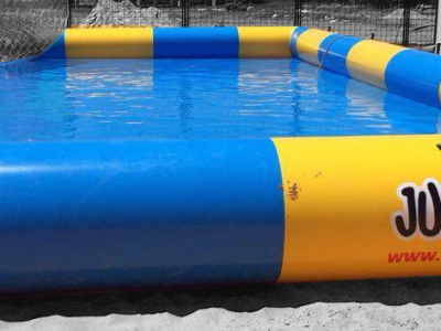 Jumble aqua vente gammes jumble location et vente de for Piscine a bulle gonflable